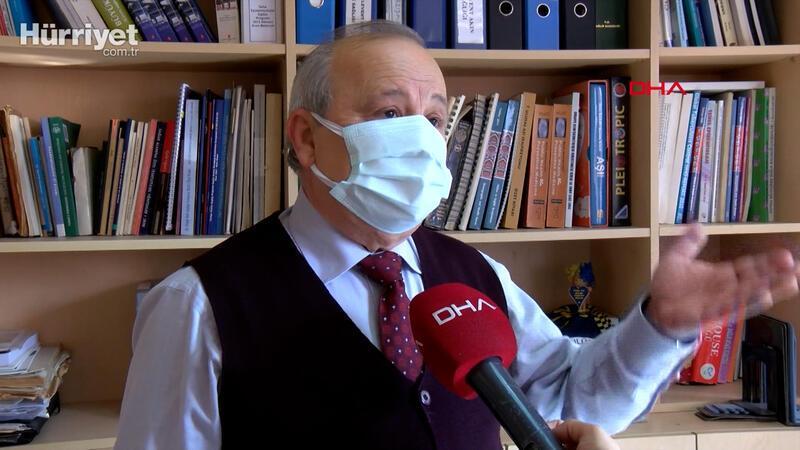 Prof. Dr. Levent Akın: Virüs startta  bekliyor
