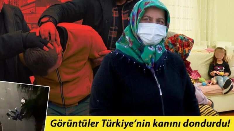 Samsun'da eski eşinin dövdüğü kadının annesi: Torunum 'babamı görürsem taş atarım' diyor