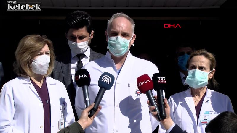 Hastaneden açıklama: Rasim Öztekin'in hayati tehlikesi var