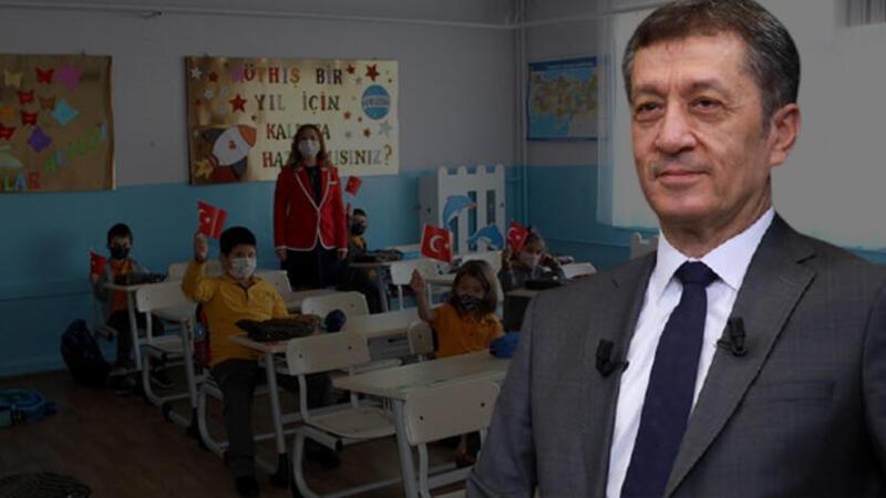 Milli Eğitim Bakanı Ziya Selçuk açıklamalarda bulundu