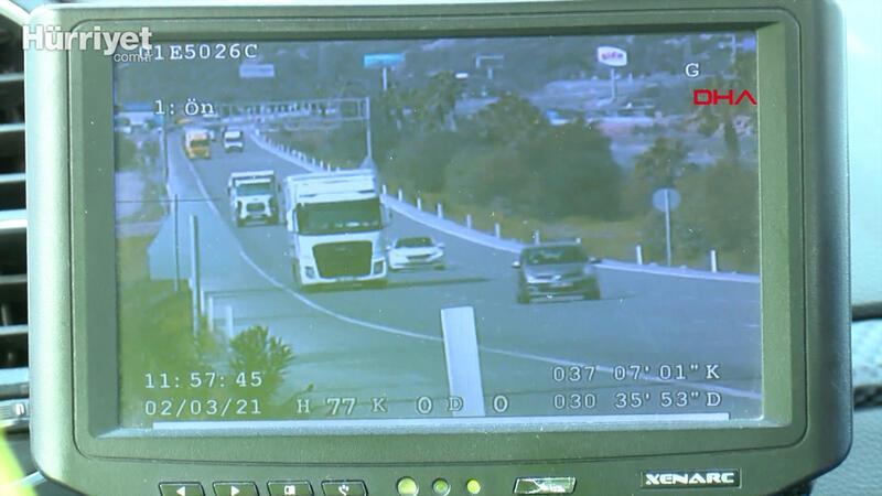Sürücülerin korkusu 'radar aracı' hakkında doğru bilinen yanlışlar