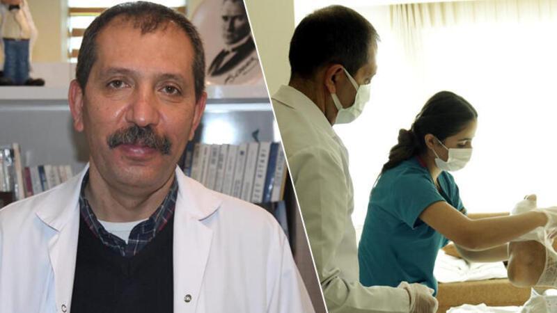 Prof. Dr. Bülent Ertuğrul: Şeker hastalığından her yıl yaklaşık 30 bin kişi ayağını kaybediyor