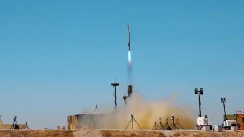 HİSAR-O+ Orta İrtifa Hava Savunma Sistemi testleri başarı ile geçti