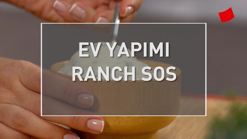 Ranch Sos Nasıl Yapılır?   Mucize Lezzetler