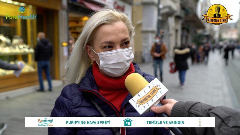Pandemiden korunmak için nelere dikkat ediyorsunuz ?