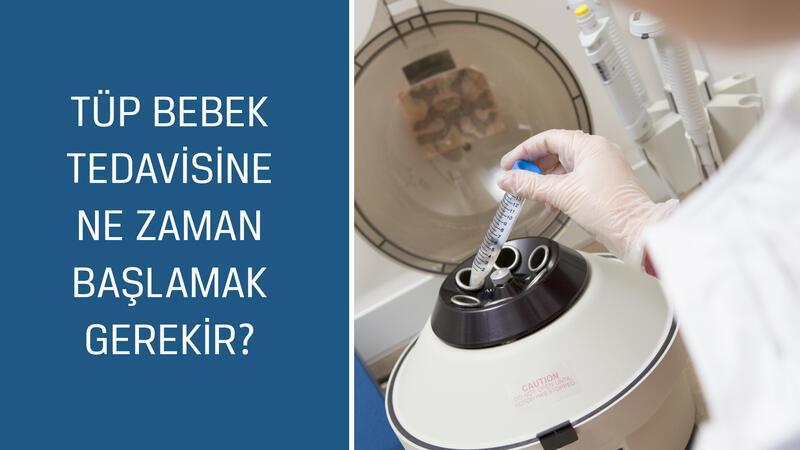 Kadın Doğum ve Tüp Bebek Uzmanı Embriyolog Op. Dr. Öznur Dündar Akın cevaplıyor; Tüp bebek tedavisine ne zaman başlamak gerekir?