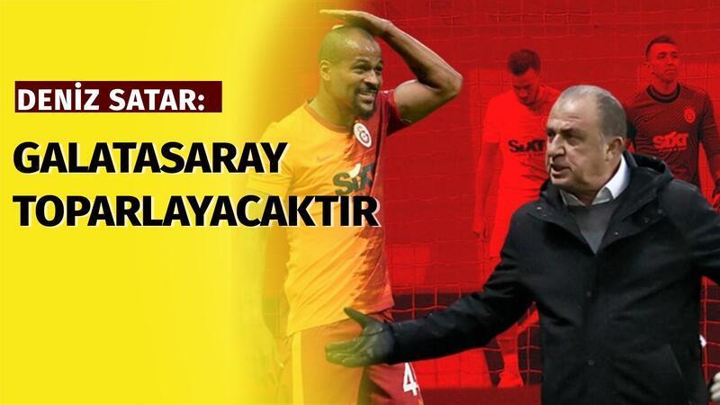 """Deniz Satar: """"Galatasaray şampiyonluk yarışında toparlayacaktır!"""""""