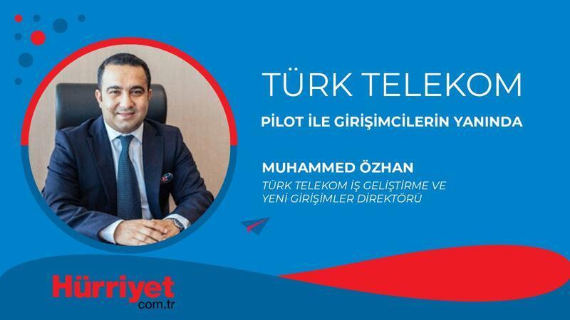 Türk Telekom, PİLOT ile girişimlerin yanında