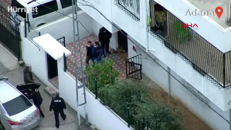 Uyuşturucuyu 'Kübra' diye şifreleyen 7 şüpheli tutuklandı
