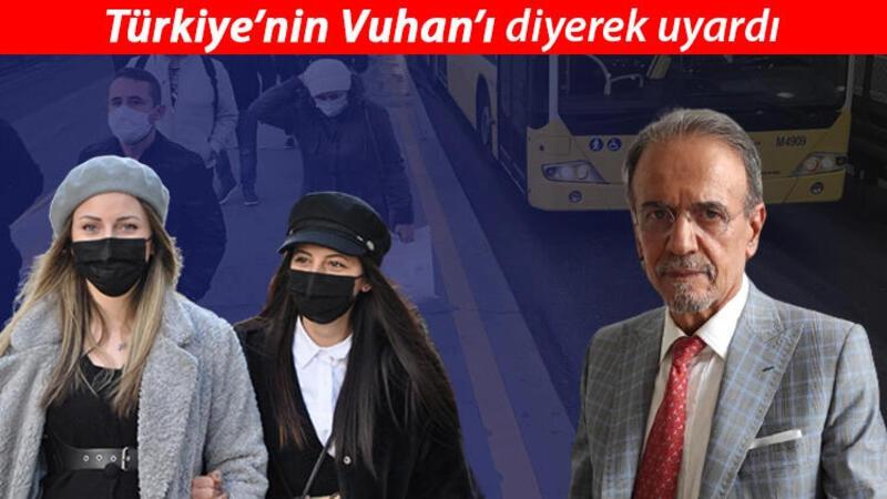 Prof. Dr. Mehmet Ceyhan'dan İstanbul için korkutan açıklama