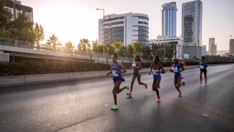2. Uluslararası İzmir Maratonu için geri sayım!