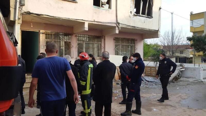 Kocaeli'de evinde çıkan yangında hayatını kaybetti