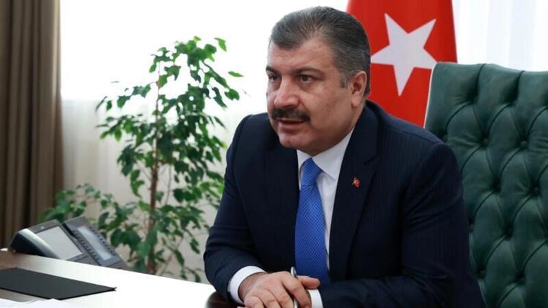 Sağlık Bakanı Fahrettin Koca Ramazan ayında kapanma ihtimalini ve aşı çalışmalarını aaçıkladı