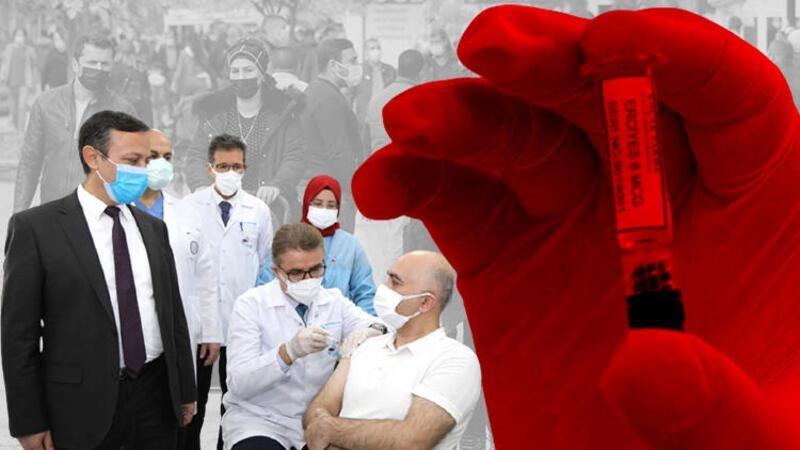 'Türkiye'nin ilk yerli aşısı, Faz-3 aşamasında acil kullanım onayı alabilir'