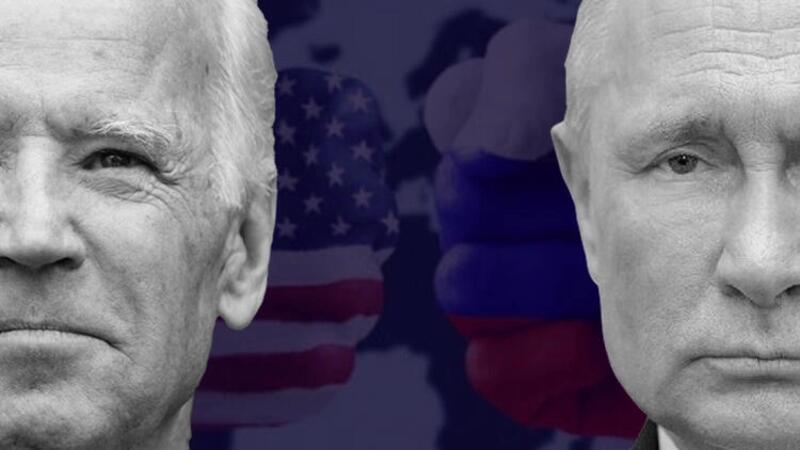ABD Başkanı Joe Biden, Rusya Devlet Başkanı Vladimir Putin'i aradı