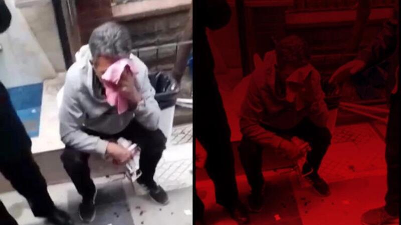 Kocaeli'de sokakta kadınların arkadan fotoğraflarını çekince darbedildi