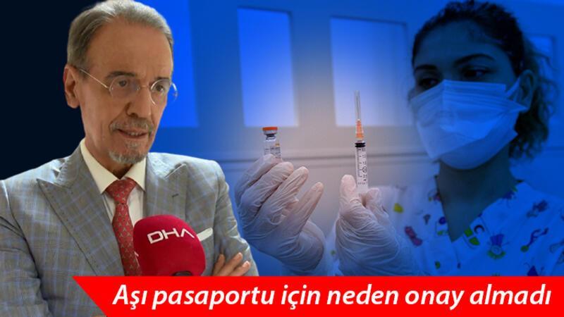 Prof. Dr. Mehmet Ceyhan'dan Sinovac aşısı açıklaması