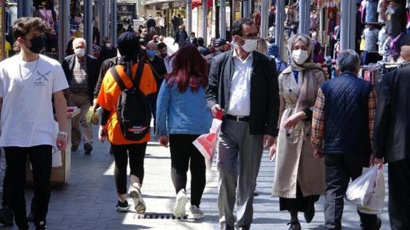 Bursa'da vaka sayılarında atış