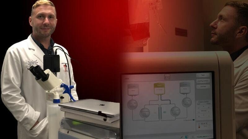 Türk bilim insanı Dr. Serhat Gümrükçü, Kovid-19'u 48 saat içinde yok edecek ilaç üzerinde çalışıyor