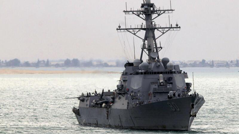 ABD gemi bildirimini geri çekti