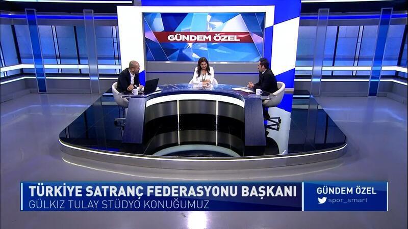 Türkiye Satranç Federasyonu Başkanı Gülkız Tülay yeni projelerini anlattı!