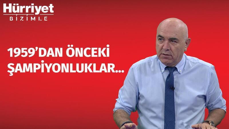 Mehmet Arslan ile spor gündemi I Hürriyet Bizimle #39