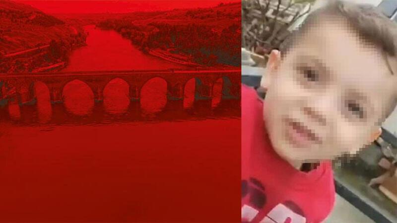 Şırnak'ta 3 yaşındaki çocuk, babası tarafından Dicle Nehri'ne atıldı