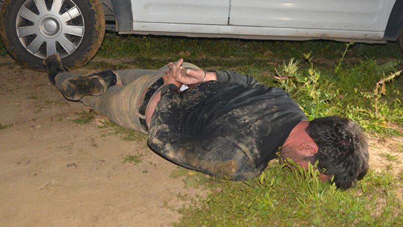 10 kilometre kaçan alkollü sürücünün sözleri şaşkına çevirdi
