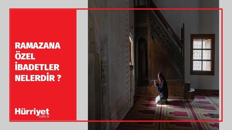 Ramazana Özel İbadetler Nelerdir ?