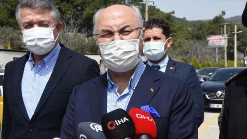 İzmir Valisi Köşger'den koronavirüs vaka sayısı açıklaması: Düşüş yok