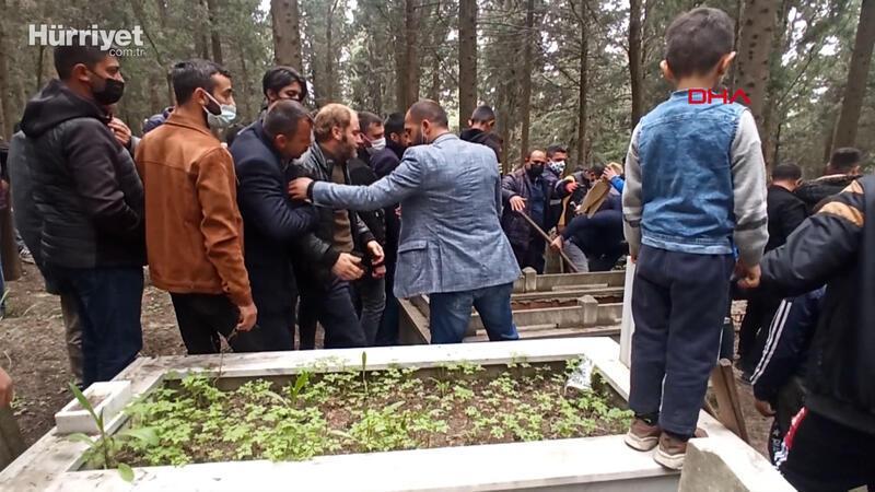 Kazada ölen Eren'in babası: Niye bıraktın beni