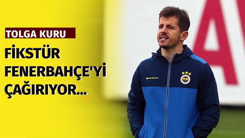 """Tolga Kuru: """"Fikstür Fenerbahçe'yi çağırıyor..."""""""