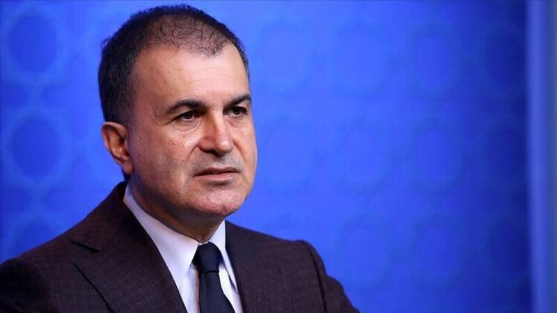 AK Parti Sözcüsü Ömer Çelik, AK Parti MYK sonrasında açıklamalarda bulundu