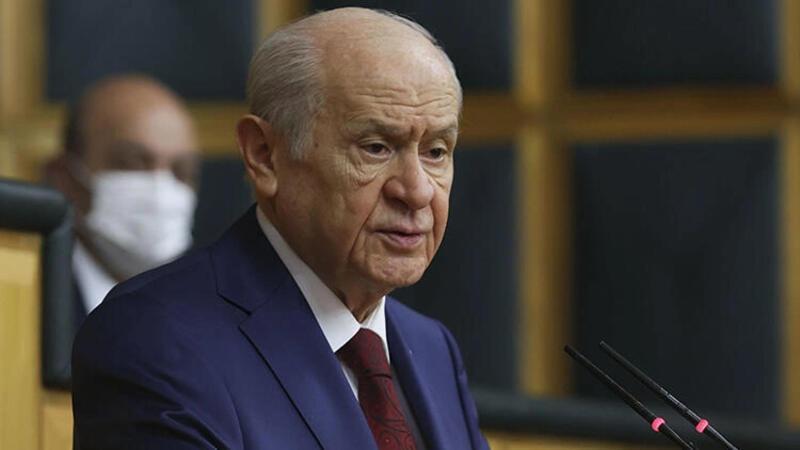MHP Genel Başkanı Devlet Bahçeli'den muhalefete tepki