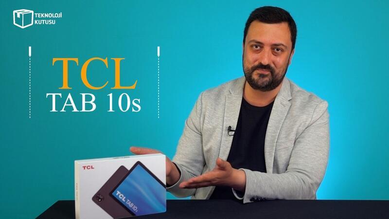 TCL TAB 10S incelemesi