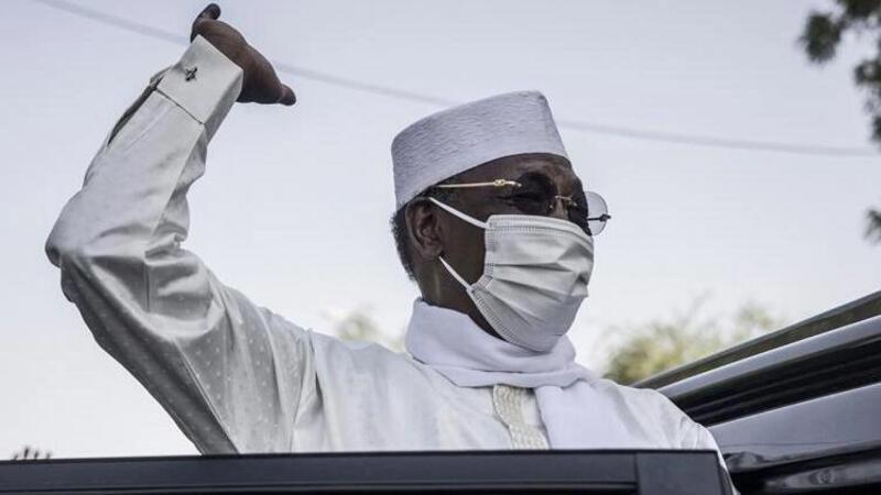Çad'da cumhurbaşkanlığı seçimini kazanan İdris Debi çatışmada hayatını kaybetti