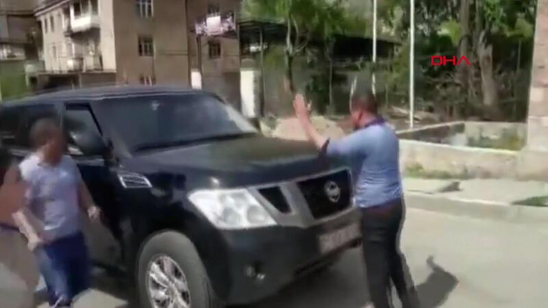 Ermenistan Başbakanı Paşinyan'a öfke dinmiyor