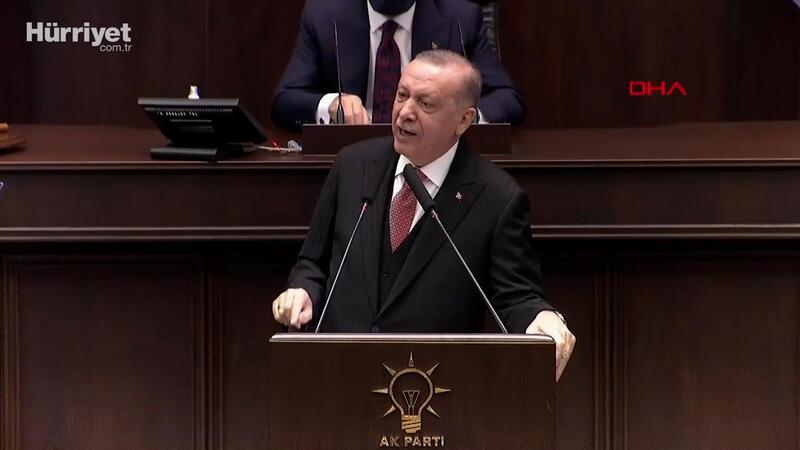 Cumhurbaşkanı Erdoğan: 128 milyar dolar ne buhar oldu, ne haksızca birinin cebine girdi