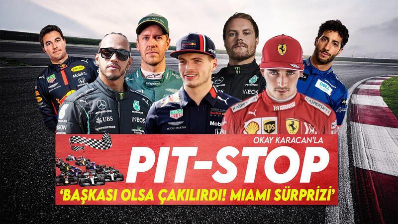 Hamilton'dan başkası olsa çakılırdı | Redbull ve Verstappen güçlü geliyor | Amerikalılar işin içinde