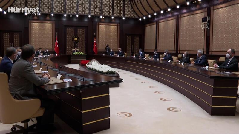 Cumhurbaşkanı Erdoğan, turizm temsilcilerini kabul etti