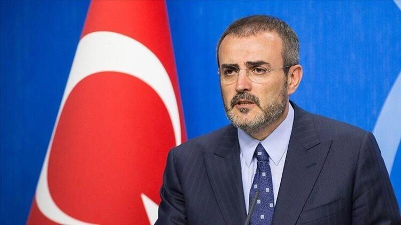 AK Parti Grup Başkanvekili Mahir Ünal'dan CHP'li Altay'a tepki