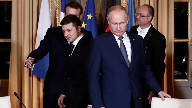 Putin, Zelenski'nin çağrısına yanıt verdi