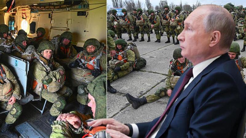 Ukrayna sınırındaki ordu geri çekiliyor