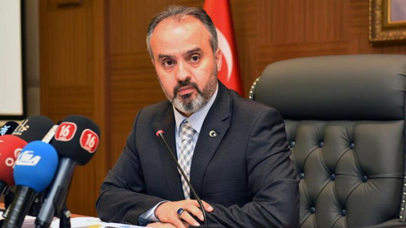 Koronavirüse yakalanan Bursa Büyükşehir Belediye Başkanı Aktaş'tan sağlık durumuyla ilgili açıklama