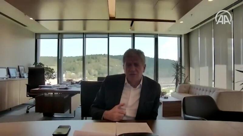 """Servet Yardımcı: """"Avrupa Süper Ligi'nin gerçekleşmesinin imkan ve ihtimali yoktu..."""""""
