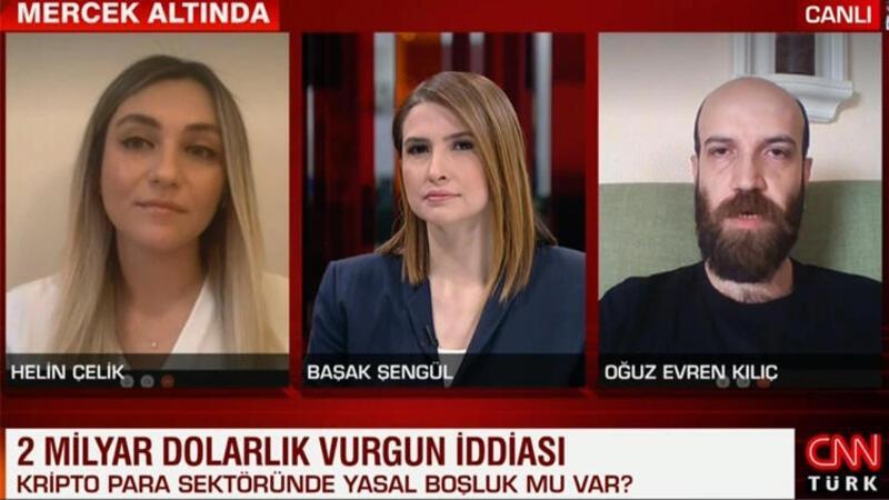 Uzmanlar Thodex dolandırıcılığını CNN Türk'te yorumladı
