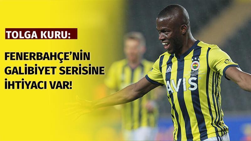 Tolga Kuru:  Fenerbahçe'nin şampiyonluk için galibiyet serisine ihtiyacı var