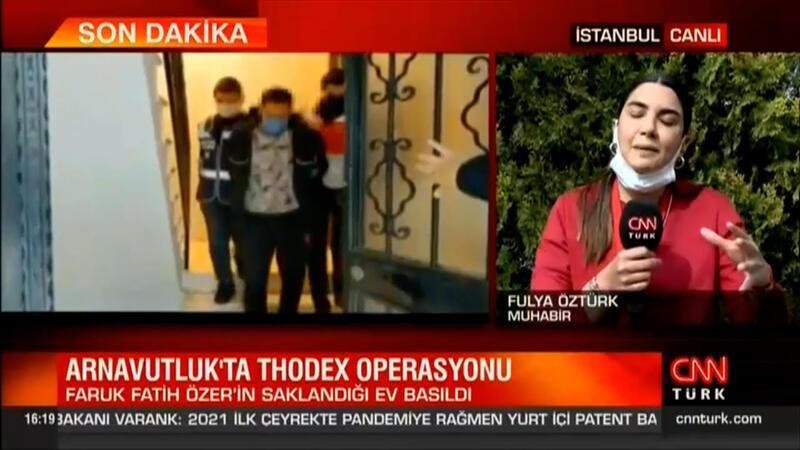 Kripto Faruk'u saklandığı eve operasyon yapıldı