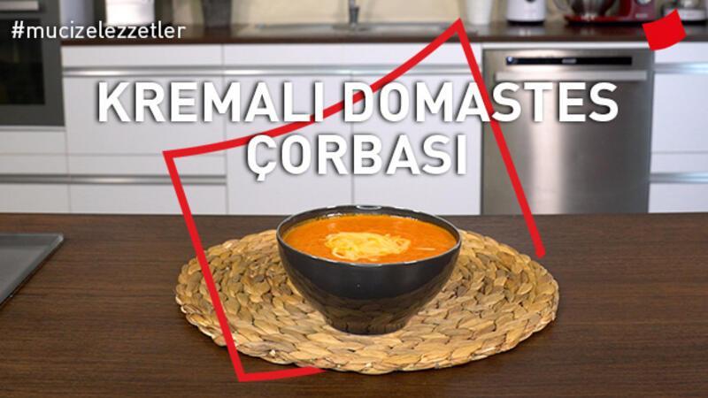 Kremalı Domates Çorbası Tarifi   Mucize Lezzetler