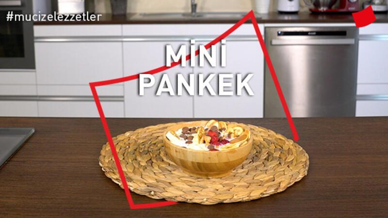 Mini Pankek Tarifi | Mucize Lezzetler